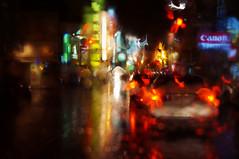 (Pumpkin Chief) Tags: life colors night colorful taiwan daily tainan raining humid sonynex3n nex