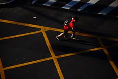 corre! (Vitor Nisida) Tags: sopaulo sombra sampa skate urbana rua ipiranga cruzamento avenidasojoo
