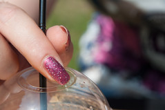 Sparkly Nails (lightfran) Tags: manchester sparkle transgender celebration trans sackvillegardens transgendercelebration sparkle2013