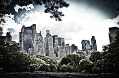 Central Park, New York City (dekard72) Tags: park new york city nyc newyorkcity newyork skyline nikon centralpark manhattan central hdr d7000 nikond7000