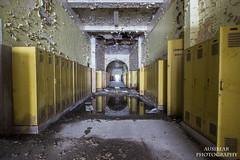 Reflections (Ausibear) Tags: school urban abandoned scary decay haunted explore abandon forgotten ghosts hallways ue urbex
