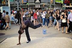 Tumbler (cookedphotos) Tags: street people toronto canon square downtown crowd dancer flip pedestrians busker yonge dundas performer project365 365project 5dmarkii