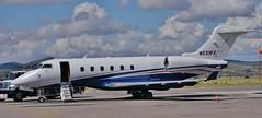 91713-02, N531FX '07 Bombardier BD-100-1A10 (skw9413) Tags: newmexico aircraft 07 bizjet ksaf bombardierbd1001a10 n531fx santafemunicipalairport