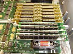 Apple Mac Quadra 700 (1991) (alainGB) Tags: apple vintage computer macintosh mac quadra applecomputer applecomputerinc quadra700 vision:sunset=053 vision:text=096