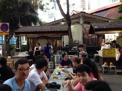 Singapore street walk (tord75) Tags: street photography photo singapore streetphoto 2013 iphonephotography scottkelbysworldwidephotowalk originalfilter worldwidephotowalk2013 satayclublaupasat