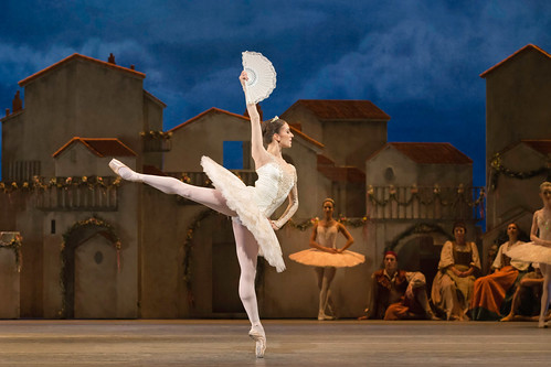 Cast change: Marianela Nuñez to dance in Don Quixote on 3 and 7 January 2015
