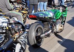 008 (Fast an' Bulbous) Tags: santa autumn england bike race speed drag poer pod nikon october gimp fast sunny strip motorcycle motorsport santapod eliminations d300s extremebikeweekend