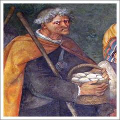 Shepherd (YIP2) Tags: italy church painting italia fresco renaissance umbria spello pinturicchio mariamaggiore cappellabaglioni baglionichapel