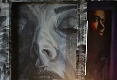 David Walker + Dan 23_8336 Tour 13 rue Fulton Paris 13 (meuh1246) Tags: streetart paris paris13 ruefulton davidwalker dan23 tour13