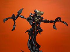 Halloween Summoning - Closeup (Brickthing) Tags: halloween monster pumpkin blood iron shadows lego wine fine atlantis ghosts builder rituals moc summoning kraahkan