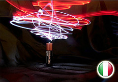 Energia Visibile - Duracell Battery