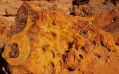Rock 9 (orientalizing) Tags: desktop israel desert abstraction negev featured timnavalley