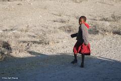 Botswana Girl (Cannon Taylor Photos) Tags: travel girl botswana travelphotography maun