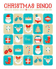 Christmas Bingo cards (ciarasworld) Tags: santa christmas holiday penguin snowman gift bingo