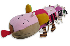 Olivia (bigbrownmonster) Tags: party monster daddy fun toy design child handmade creative security plush parent gift kawaii handcrafted 创意 comfort ideas 爸爸 儿童 preschooler bolster 子供 父 手工 可爱 かわいい 设计 幼稚園 デザイン ハンドメイド 亲子 stayathome 楽しみ ギフト 乐趣 怪兽 モンスター bigbrownmonster wilkietan 手作りされる