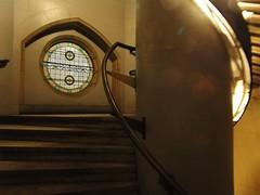 Jefferson Market Library   Greenwich Village    52 2fb14_789 (lotos_leo) Tags: winter stairs market path manhattan library jefferson lowermanhattan greenwichvillage khalilgibran lowerwestside streetny