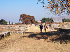 Taxila, Pakistan (Cameron Woodworth) Tags: pakistan taxila {vision}:{beach}=0736 {vision}:{outdoor}=0987 {vision}:{sky}=0847 {vision}:{car}=0515