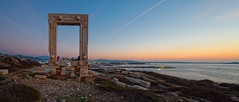 Apollonian Sunset (Nikos Golfis) Tags: naxos ringexcellence dblringexcellence tplringexcellence flickrtravelaward eltringexcellence