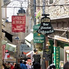 Le Mont-Saint-Michel, Rue Principale - Explore Mar 29, 2014 #35 (Valerio_D) Tags: france normandie francia montsaintmichel normandia lemontsaintmichel bassenormandie ruby10 ruby15 ruby20 rubyfrontpage 2013estate