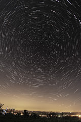 Star Trails Over Ringmer (JR Aperture) Tags: jason night stars photography star sussex aperture jr astro pole anon lewes reeve ringmer glyndebourne glynde 60d lewews
