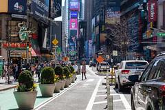 Manhattan, biking trail (Mirek pl) Tags: ny bike unitedstates manhattan biking newyorkstate bikingtrail sanjuanhillnewyork west51ststreetsanjuanhillnewyorknewyorkstateunite west51ststreetsanjuanhillnewyorknewyorkstateunitedstates