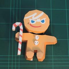 วิธีทำโมเดลกระดาษตุ้กตาคุกกี้รัน คุกกี้ผู้กล้าหาญ แบบที่ 2 (LINE Cookie Run Brave Cookie Papercraft Model Version 2) 021