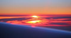 Sunset-Sunrise. Both!