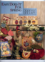 520-EASY DOES FOR SPRING (ana juliah) Tags: revista patchwork molde ath