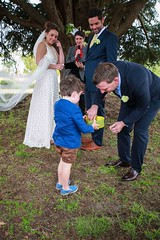 "Super cute ring bearer, Gian. • <a style=""font-size:0.8em;"" href=""http://www.flickr.com/photos/21623077@N04/14008536157/"" target=""_blank"">View on Flickr</a>"