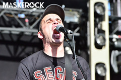 Segismundo Toxicómano # Viña Rock 2014