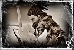 Khal&Cutie 1 (Pretty Littlething) Tags: pretty avatar cutie sl fantasy secondlife erotik prettylittlething