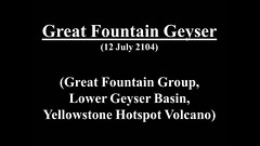Great Fountain Geyser (12 July 2014) (HD) (James St. John) Tags: fountain great group basin yellowstone wyoming lower geyser greatfountaingeyser