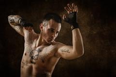Gladiator Fight Club (daFredl) Tags: club training fight kickboxing fightclub gladiator kickboxer ingolstadt