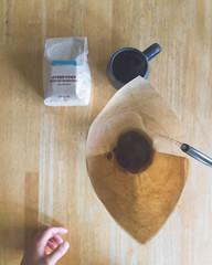 Pour Over Head (cjcmarquez) Tags: coffee canon scr stumptown 22mm stumptowncoffeeroasters canonm