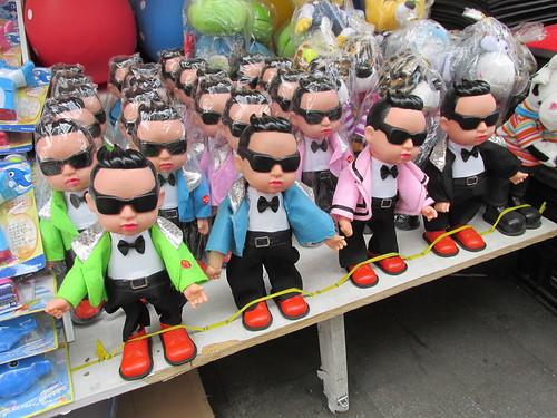 Gangnam style! Corée du Sud