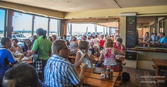 breakfast at Pearly's on the beach (WITHIN the FRAME Photography(3 Million views tha) Tags: people breakfast restaurant crowd langebaan pearlys eos6d