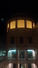 Casa de Cultura Mrio Quintana (Gijlmar) Tags: brazil moon southamerica brasil night portoalegre brasilien luna lua noite nuit riograndedosul notte brasile brsil amricadosul brazili ccmq amriquedusud amricadelsur