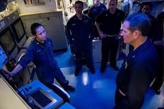 160518-N-EH218-175 (U.S. Pacific Fleet) Tags: ocean usa pacific mob pacificocean cruiser underway deployment 2016 ussmobilebay cg53 7thfleet