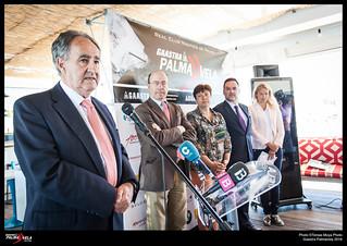 Gaastra PalmaVela 2016 - Miércoles 4 mayo - Entrenamiento