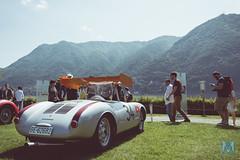 Porsche 550 RS (*AM*Photography) Tags: auto italy lake como nikon automobile italia wing historic german porsche boxer concours rare supercar elegance villadeste 2016 d3200 worldcar worldcars 550rs
