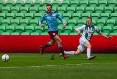 FC Groningen beloften-7 (Gerald Schuring) Tags: sport football groningen voetbal fcn euroborg fcgroningen beloften fcnoordenveld fcn020416 brabantunited