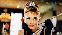 Breakfast at Tiffany (todayevents1) Tags: film breakfast movie necklace films cigarette jewellery audrey movies sophisticated hepburn holder tiffanys sophistication