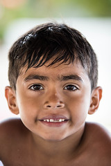 (Tomy Gil) Tags: portrait color wet smile canon mexico kid young sigma mexican bajacalifornia cabosanlucas cabodelsol