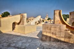 Jantar Mantar Observatory Jaipur (Chicago_Tim) Tags: india observatory astronomy jantar jaipur astrology mantar rajasthan singh rajastan