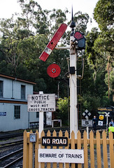 Puffing Billy Trip Melbourne VIC 02 May 2016 (16) (BaggieWeave) Tags: australia melbourne victoria steam vic steamengine steamtrain narrowgauge belgrave steamlocomotive puffingbilly