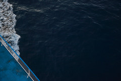 Vague d'trave (Dorian Duplex) Tags: voyage mer ferry port soleil corse peinture reflet ciel maritime cote bateau paysage navigation controle signe symbole vitesse geometrie ecume coque navire manoeuvre traverse carene commande commandant sillage arseille