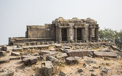 a tomb I assume? (Tin-Tin Azure) Tags: world india heritage temple unesco archaeological mata gujarat pavagadh kalika champaner
