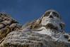 Big George--DSC0068--Mount Rushmore, South Dakota (Lance & Cromwell back from a Road Trip) Tags: southdakota sony roadtrip nationalparkservice mountrushmore rocksculpture 2016 sonyalpha mountrushmoresd