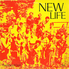 New Life (Jim Ed Blanchard) Tags: life new strange contrast vintage private religious weird store high funny shot god album religion group vinyl kitsch christian novelty jacket thrift cover ugly lp record awkward sleeve kooky pressing