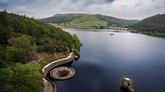 Ladybower reservoir (milo42) Tags: park england hope unitedkingdom district peakdistrict peak national gb peakdistrictnationalpark drone 2016 httpwwwchrisnewhamphotographycouk